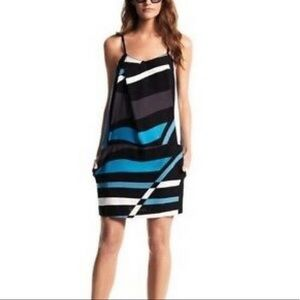 Derek Lam Design Nation Drop Waist Dress